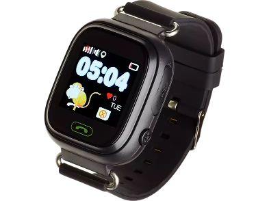 GPS horloge kind