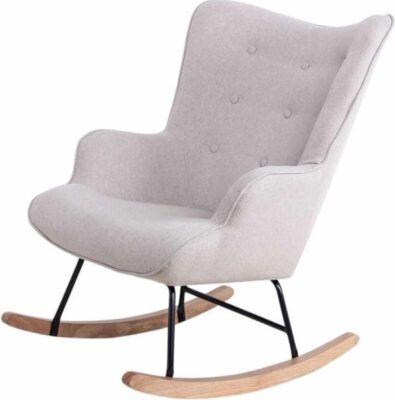 schommelstoel babykamer